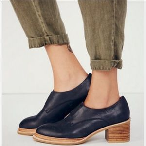 Jeffrey Campbell x Free People Ardent Loafer Heel